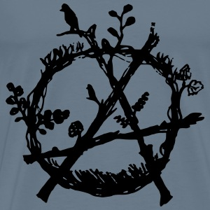 green anarchy eco - Men's Premium T-Shirt