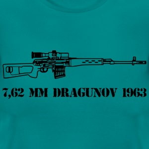 dragunov sniper red army - Women's T-Shirt