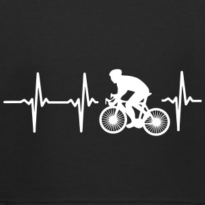 MY HEART BEATS FOR CYCLING! Hoodies - Kids' Premium Hoodie