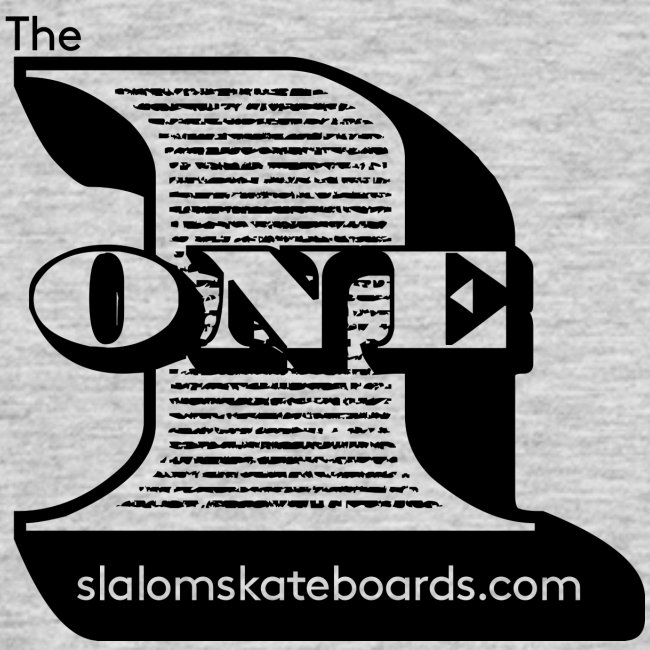 'The One' - Mens T-Shirt
