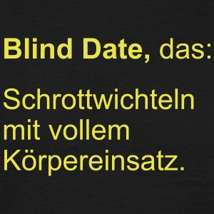 blind dating definationer