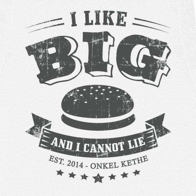 I Like Big Buns - Grillschürze