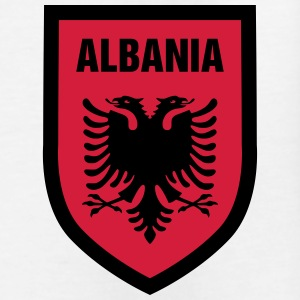 Albania - Teenage T-shirt