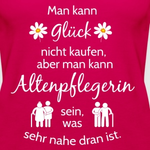 Cooles Design alle Altenpflegerinnen! Tops - Frauen Premium Tank Top
