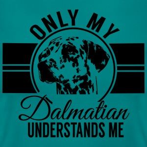 Only my Dalmatian understands me T-Shirts - Women's T-Shirt