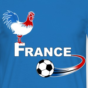 football france 08 Tee shirts - T-shirt Homme