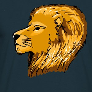 Lion - T-shirt Homme