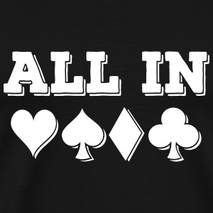 All in 1C T-Shirts - Men's Premium T-Shirt