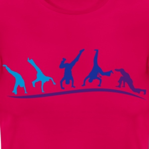 animation capoeira gruppe 120 T-Shirts - Frauen T-Shirt