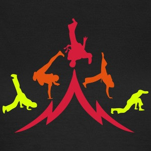 animation capoeira gruppe 12 T-Shirts - Frauen T-Shirt