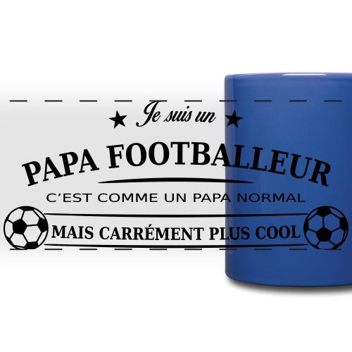 papa footballeur