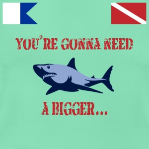 Bigger Boat  - Women's T-Shirt