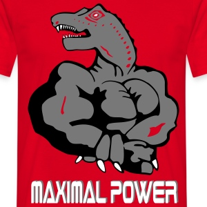 Maximal Power Strong man T-Shirts - Männer T-Shirt