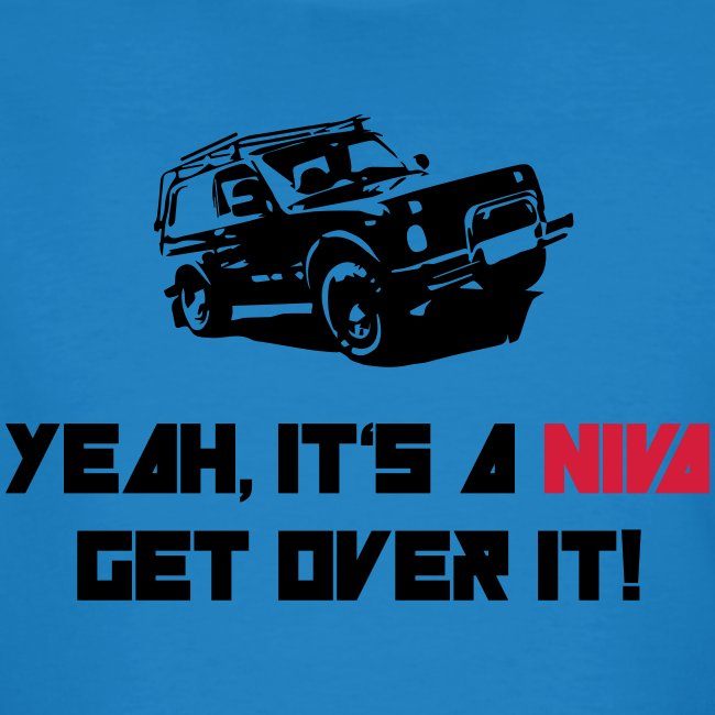 Get over it - Nivashirt (Bio)