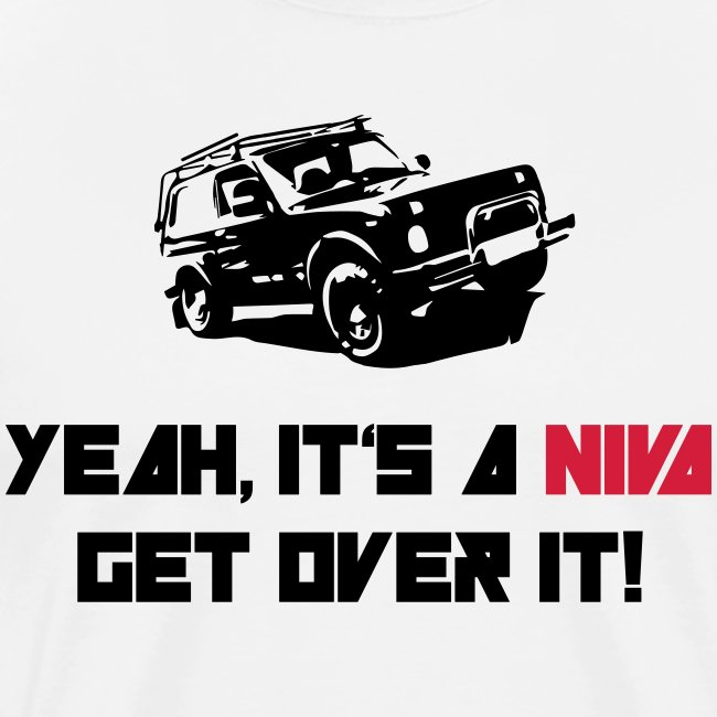 Get over it - Nivashirt