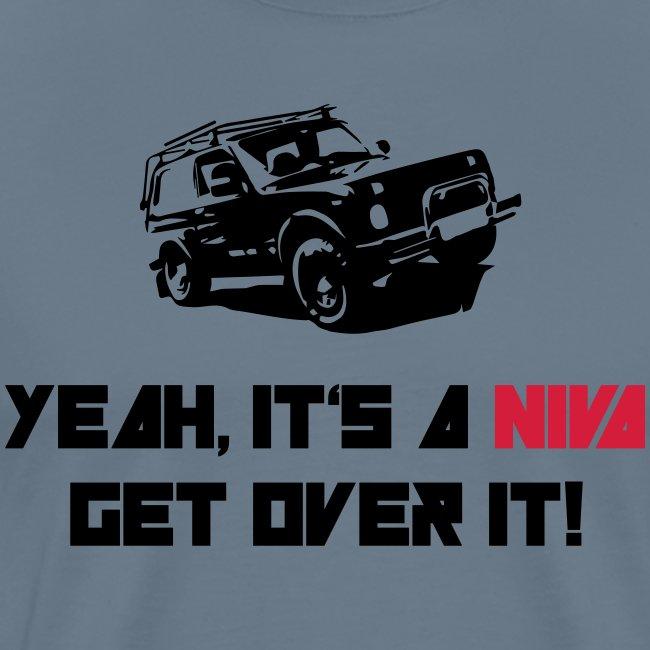 Get over it - Nivashirt