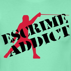 ESCRIME ADDICT Tee shirts - T-shirt Homme