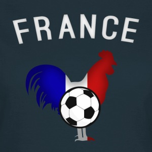 football french rooster Tee shirts - T-shirt Femme