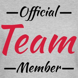 Official team member T-shirts - T-shirt dam