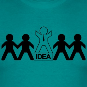 successful winner champion idea T-Shirts - Men's T-Shirt