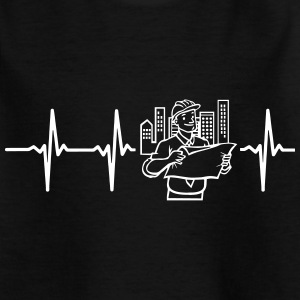 HEART ENGINEER! Shirts - Kids' T-Shirt