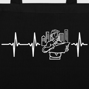 HEART ENGINEER! Bags & Backpacks - Tote Bag