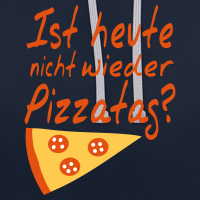 "Nerd T-Shirts mit ""Pizza Tag"""