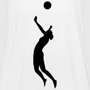 Beachvolleyball - Volleyball Tops - Camiseta de tirantes mujer, de Bella