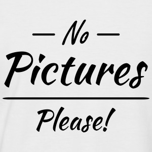 No pictures please! Tee shirts - T-shirt baseball manches courtes Homme