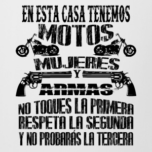 Motos, Mujeres y Armas