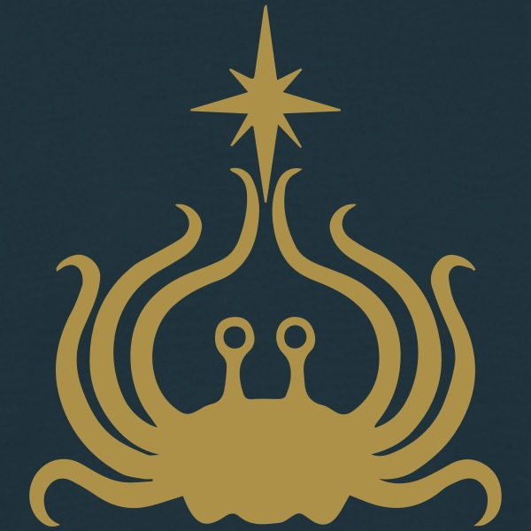 Flying Spaghetti Monster - Männer T-Shirt