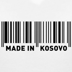 Made in Kosovo - Women's V-Neck T-Shirt