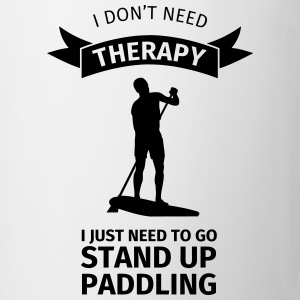 I don't neet therapy I just need to go stand up pa Mugs & Drinkware - Mug