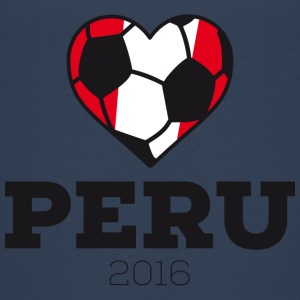 Peru Soccer Shirt 2016 Shirts - Teenage Premium T-Shirt