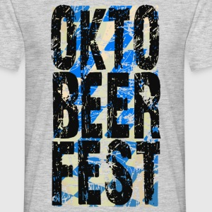 OktoBEERfest Black - Men's T-Shirt