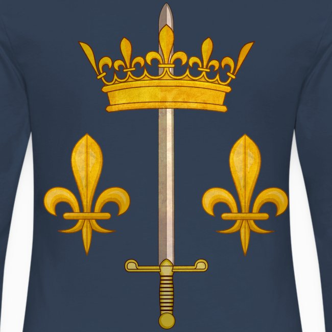 Tshirt Jeanne d'Arc manches longues
