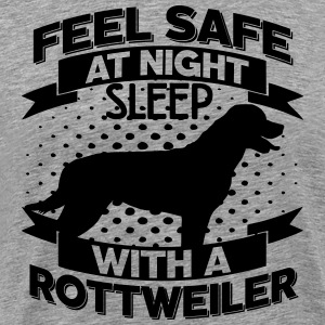 Feel safe at night T-Shirts - Men's Premium T-Shirt