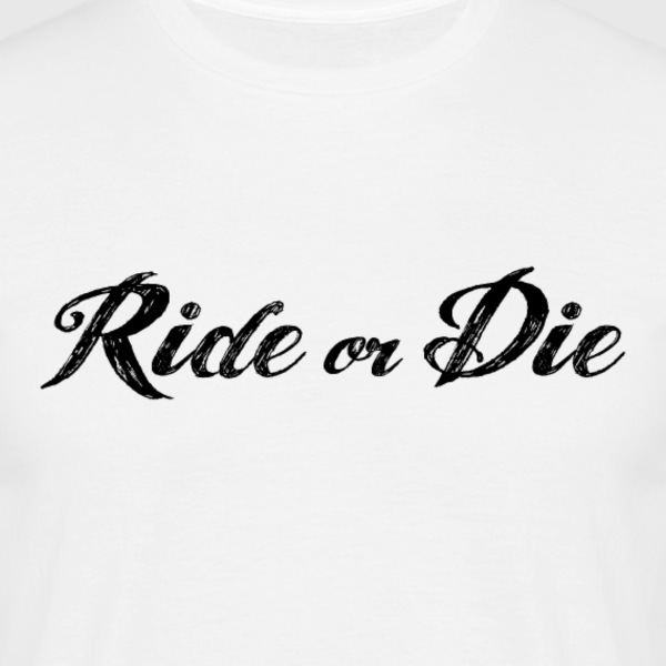 JDM Ride or Die | T-shirts JDM T-Shirts - Men's T-Shirt