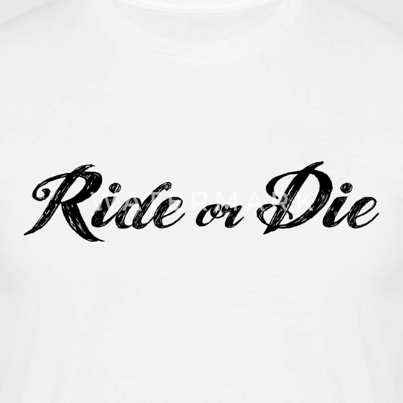 JDM Ride or Die | T-shirts JDM T-skjorter - T-skjorte for menn