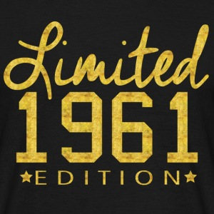 Limited 1961 Edition T-Shirts - Men's T-Shirt