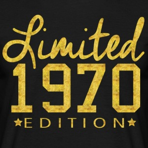 Limited 1970 Edition T-Shirts - Men's T-Shirt