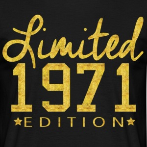 Limited 1971 Edition T-Shirts - Men's T-Shirt