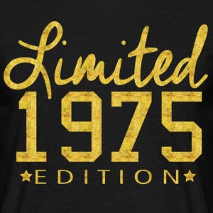 Limited 1975 Edition T-Shirts - Men's T-Shirt