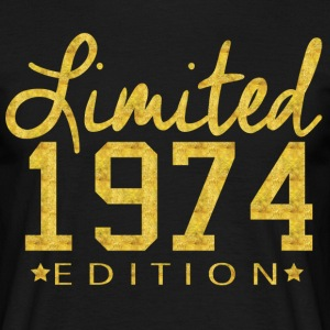 Limited 1974 Edition T-Shirts - Men's T-Shirt