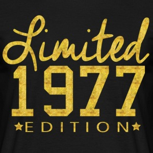 Limited 1977 Edition T-Shirts - Men's T-Shirt