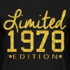 Limited 1978 Edition T-Shirts - Men's T-Shirt