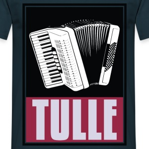 Tee Shirt France Limousin Tulle Accordéon - T-shirt Homme