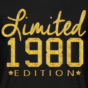 Limited 1980 Edition T-Shirts - Men's T-Shirt