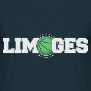 Tee Shirt France Limousin Limoges Basket  - T-shirt Homme