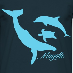 Tee Shirt France Mayotte Poisson II  - T-shirt Homme